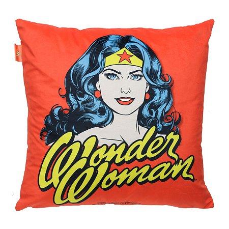Capa de Almofada DC Comics Wonder Woman 45x45cm