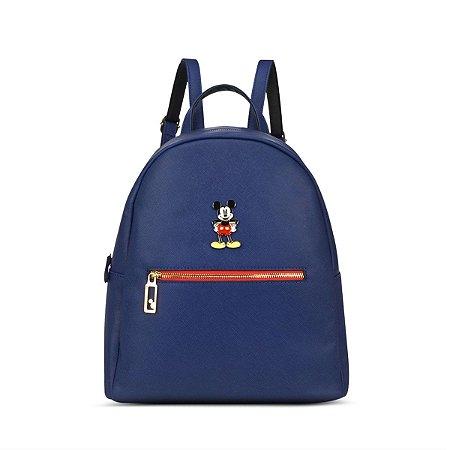Bolsa Mochila Feminina Disney Mickey Mouse