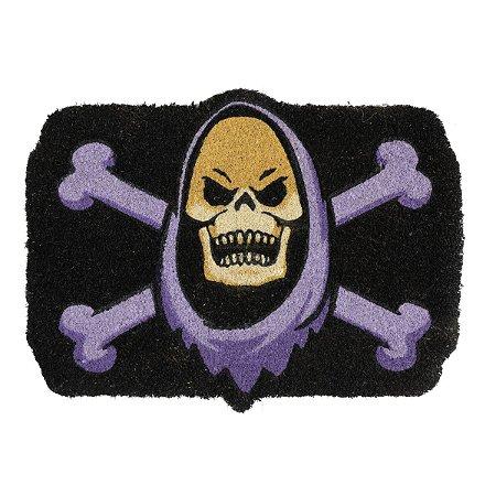 Capacho Fibra de Coco Geek Mestres do Universo Esqueleto