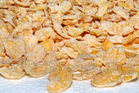 Flocos de Milho com Açúcar