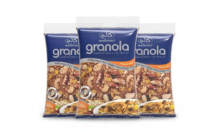 Granola WS Tradicional 1kg