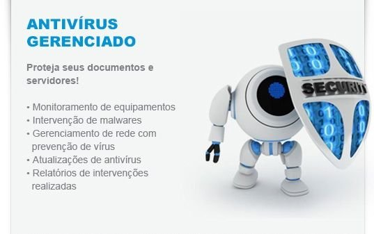AntiVirus - CMTEC AV MAX Gerenciado