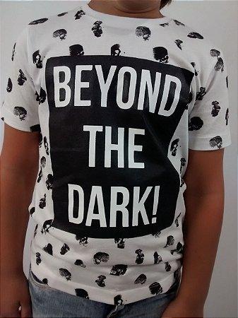 "Camiseta Infantil Importada Menino Rebel by Primark ""Beyond The Dark!"""