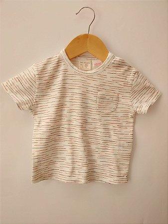 f4f32b4b2 Camiseta Zara Baby Boys Linda-mais na SHOP FINE. - Shop Fine - Modas ...