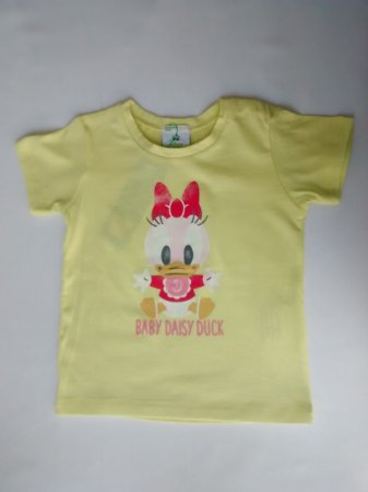 Blusa Feminina Importada Benetton Baby Disney Daisy Duck