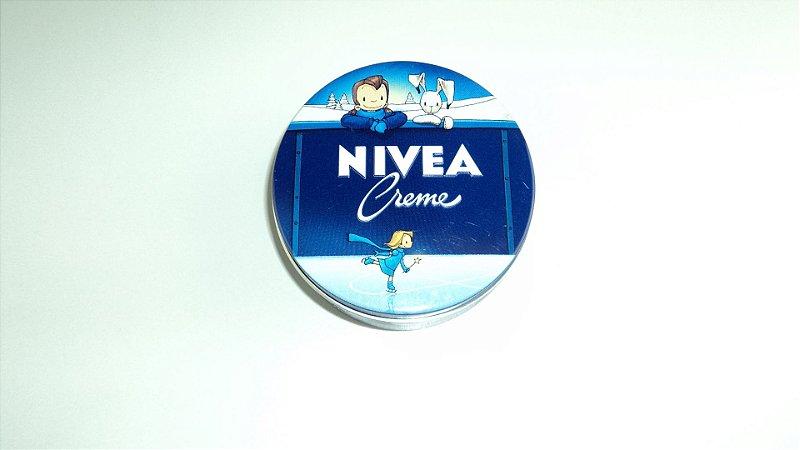 Nívea Lata Azul Creme 250