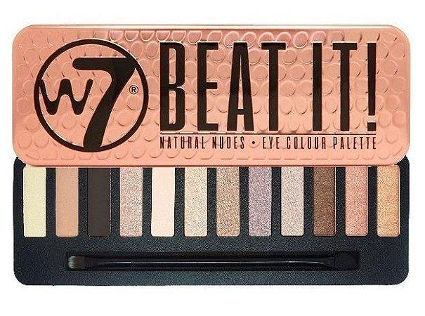 Paleta de Sombra W7 Mix de Cores Beat It