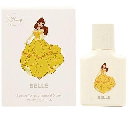 Perfume Infantil Zara Bela Disney