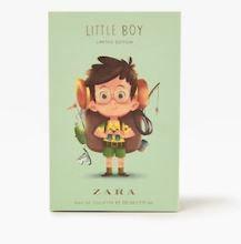 Perfume Infantil Zara Little Boy Edição Limitada