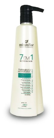 MINAS FLOR BB CREAM 7 EM 1 - 500ML