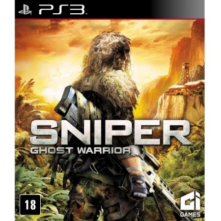 Sniper Ghost Warrior - PS3