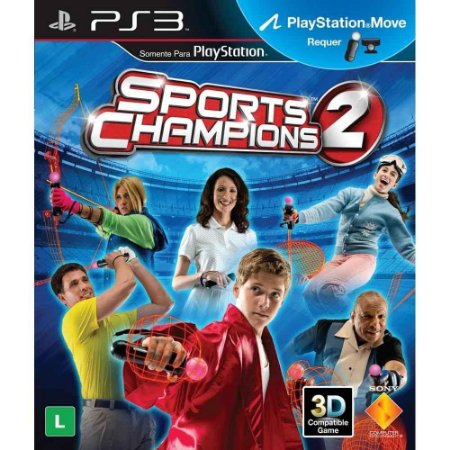 Sports Champions 2 - PS3