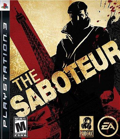 The Saboteur - PS3