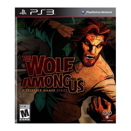 The Wolf Amongus - PS3