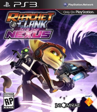 Ratchet Clank Into The Nexus - PS3