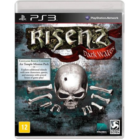 Risen 2 Dark Waters - PS3