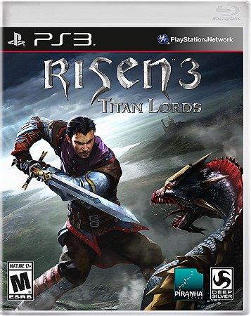 Risen 3 Titan Lords - PS3