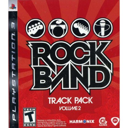 Rock Band Track Pack Volume 2 - PS3