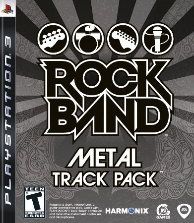Rock Band - Metal Track Pack - PS3