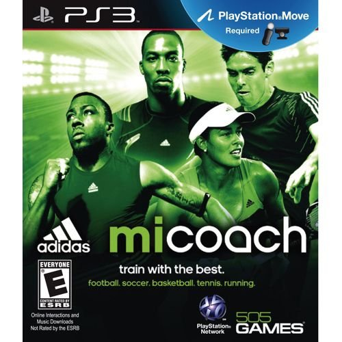 Micoach - PS3