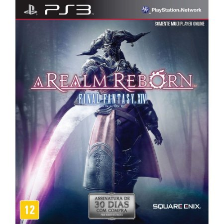 A Realm Reborn Final Fantasy xiv - PS3