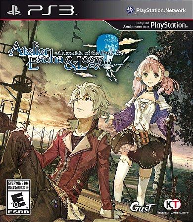 Atelier Escha & Logy Alchemists Of The Dusk Sky - PS3