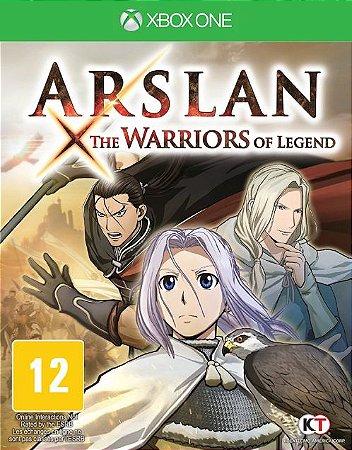 Arslan The Warriors Of Legend - Xbox One