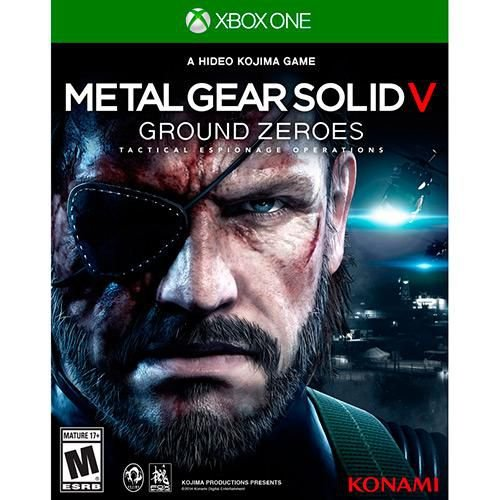 Metal Gear Solid 5 Ground Xeroes - Xbox One