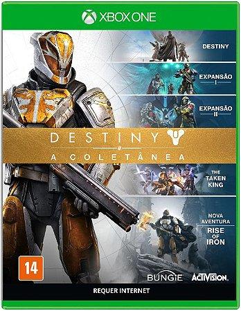 Destiny a Coletânea - Xbox One