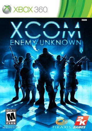 Xcom Enemy Unknown - Xbox 360