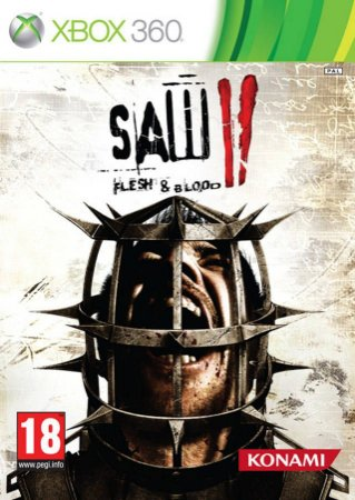 Saw II: Flesh & Blood - Xbox 360