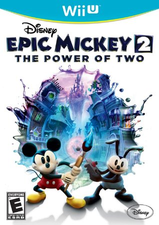 Disney Epic Mickey 2 The Power Of Two - Wii u
