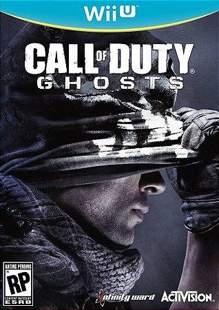 Call Of Duty Ghosts - Wii u