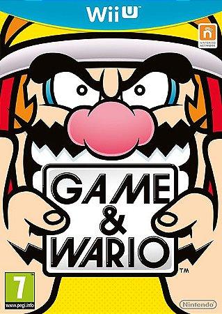 Game e Wario - Wii u