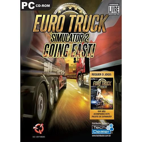 Euro Truck Simulator 2 Going East - PC
