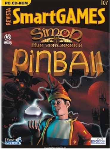Simon The Sorcerers Pinball - PC