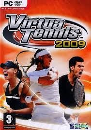 Virtua Tennis 2009 - Ps3 Semi Novo