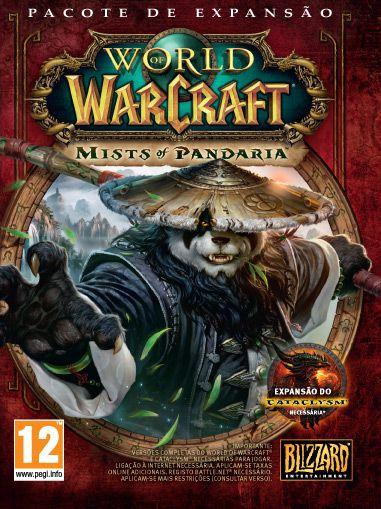 World Warcraft Mists Of Pandaria - PC