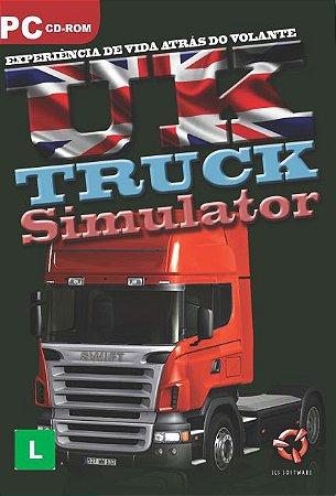 UK Truck Simulator - PC