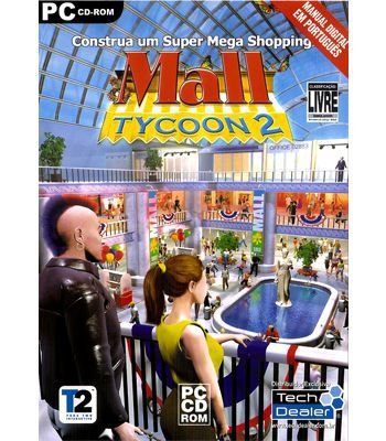 Mall Tycoon 2 - PC