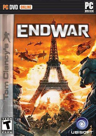 Tom Clancy's Endwar - PC