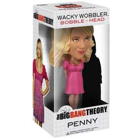 Wacky Wobbler BOBLE - HEAD PENNY