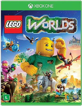 Pré-venda Lego Worlds - 10/03/2017 - XBox One