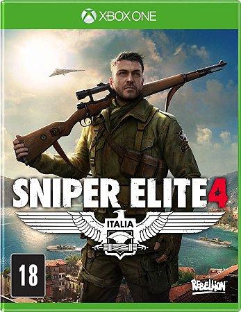 Pré-Venda Sniper Elite 4 - 15/03/2017 - Xbox One