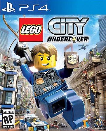 Pré-venda Lego City - 15/05/2017 - PS4