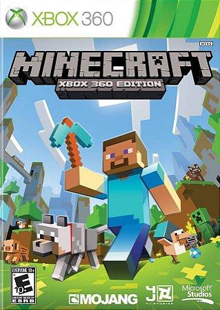 Minecraft- Xbox 360 Edition