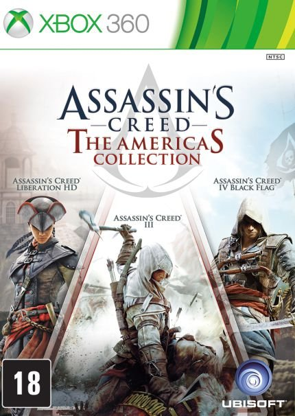 Assassins Creed - The Americas Collection - XBOX360