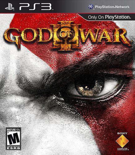 God of War III - PS3 Semi Novo