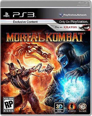 Mortal Kombat - Ps3 Semi Novo