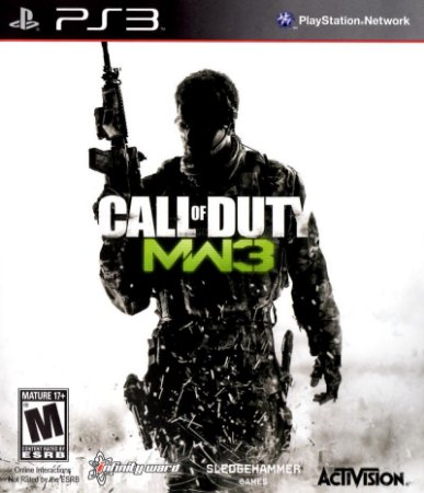 Call of Duty: Modern Warfare 3 - Ps3 Semi Novo